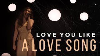[LIVE] Bảo Thy Covers   Selena Gomez  - Love You Like A Love Song