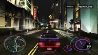 Need for Speed: Underground 2 [GAMEPLAY] [PC 1080p] (HD Texture Mod v2.0) #2