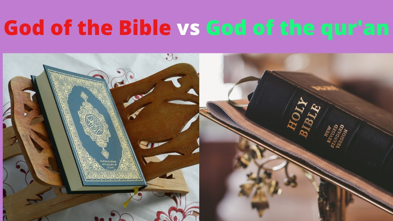 Download God of the Bible vs God of the qur'an (must watch)