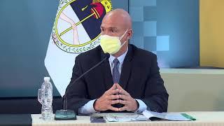 VIVO. Presentan el Comité Interministerial de actuación ante casos de personas extraviadas