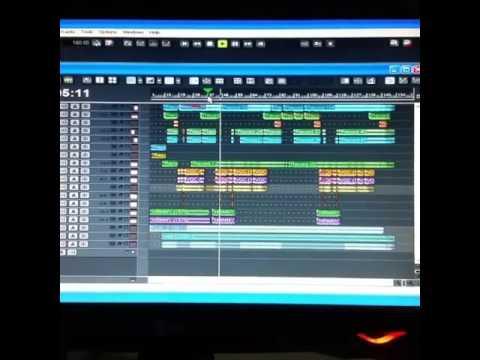 Demo terbaru lagu Khalifah ( Intan Payung )