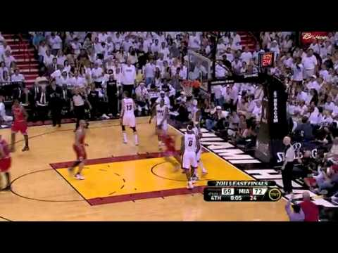 Miami vs Chicago Game 4 NBA 2010-2011 Eastern Conference Finals Highlights