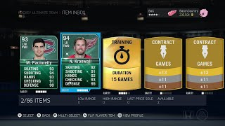 PULL an Ovi #22 - TEAM OF THE YEAR - All or Nothin (NHL 15 Packs)