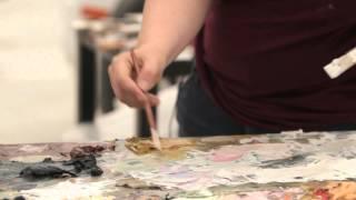 "Josephine Halvorson Is on the Clock | ""New York Close Up"" | Art21"