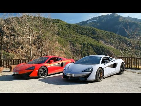 McLaren 540C Vs 570S: What's The Difference?