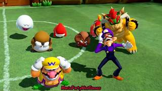 Super Mario Party Minigames (Fun Learning Videos for Children)