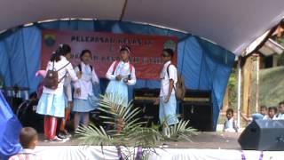 Kabaret SMP Negeri 2 Cibeber 2013