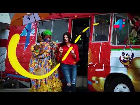 Promo | Fiesta De Carnaval | Canal4RD