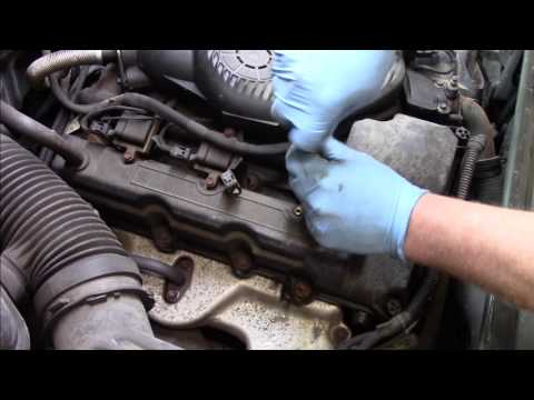 Ignition Coil Installation - Dodge, Chrysler, Plymouth 2.7L