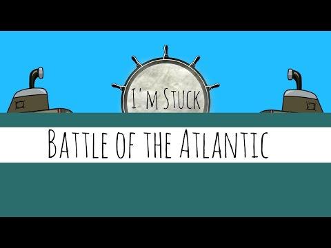 Battle of the Atlantic - WW2 At Sea - GCSE History