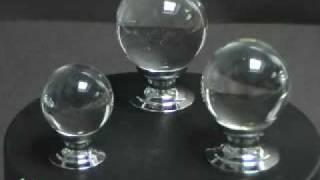 Glass Ball Cupboard Handles