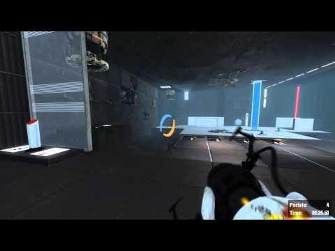 Portal 2 | Column Blocker 38.75 - Lemon