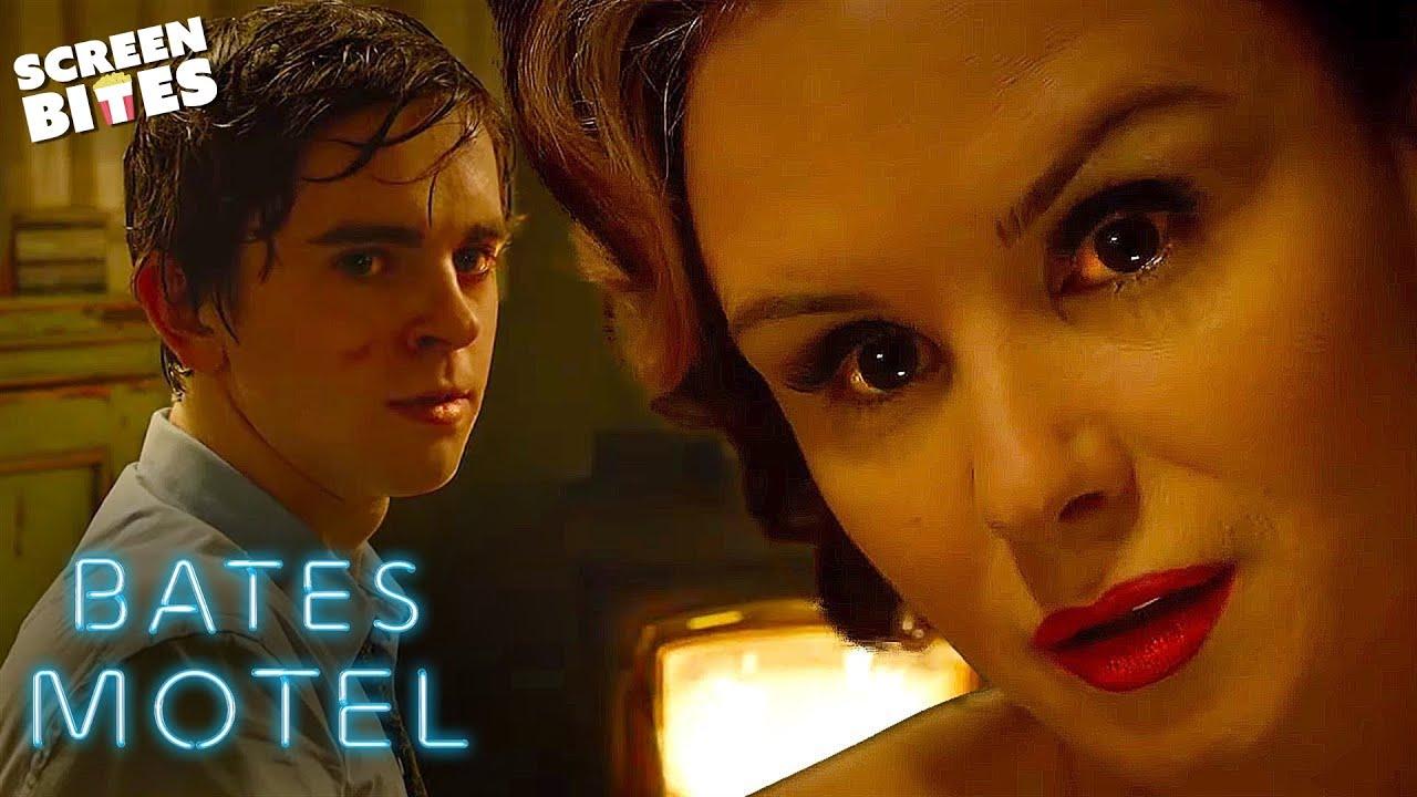 Download Norman Kills Miss Watson | Bates Motel | SceneScreen