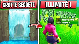 TOP 5 FORTnite GLITCHS PIRES You DON'T KNOW
