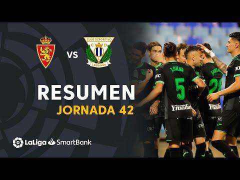 Zaragoza Leganes Goals And Highlights