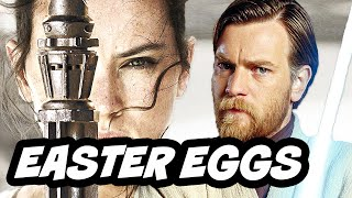 Star Wars The Force Awakens Easter Eggs Part 1 - Cameos
