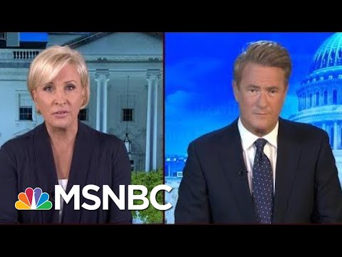 Joe Scarborough: 'Manufacturing Outlook The Worst That It's Been In A Decade' | Morning Joe | MSNBC