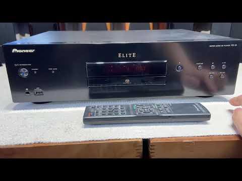 【夢響音響工作室】PIONEER PD-10 SACD/CD播放機  一元起標!!