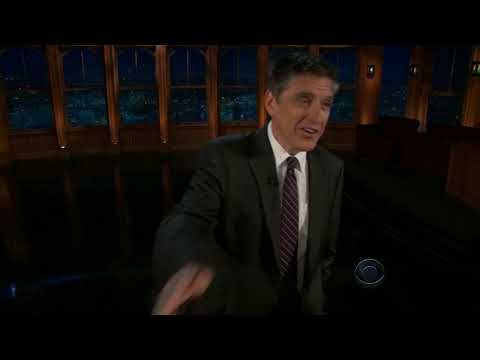 Late Late Show with Craig Ferguson 11/18/2009 David Duchovny, Lewis Black