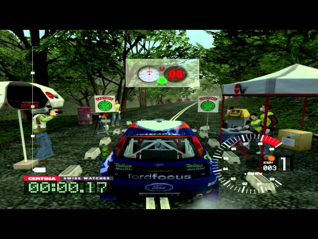 Colin McRae Rally 3 Championship - PC - Japan
