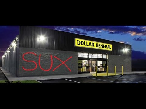 Dollar General: The Customer Always comes Last