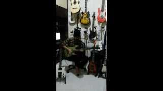 Firman Al Hakim - Cek Sound Ibanez Universe Multi Color (Reissue) UV 77RE