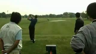 ルークドナルドのゴルフスイングを色んな角度から thumbnail