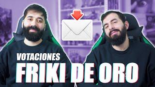 FRIKIS DE ORO 2019 | VOTACIONES