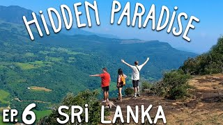 Sri Lanka's Rarest Natural Wonder | The Knuckles Mountains | Travel Sri Lanka on $1000