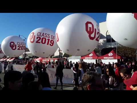 Part 2 | Heisman Trophy Winners - OU Marching Band - Homecoming Video