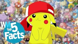 Top 5 Surprising Pokemon Facts