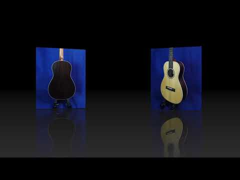 Bouree Public Domain Song on Ohana Baritone Ukuele