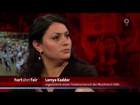 Die gefloppte #nichtmituns Muslim-Demo in Köln 19.06. 2017 Hart aber Fair - Bananenrepublik