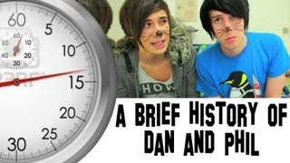 A Brief History Of Danisnotonfire & AmazingPhil