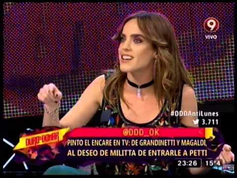 DEBATE CON JIMENA GRANDINETTI: LEVANTES Y DESPECHADOS EN TV - 07-09-15