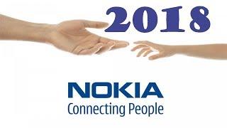 Nokia 2018 - что ожидаем от возвращенцев?