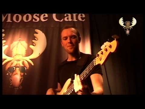 Danny Bryant Tell me live @ Bluesmoose cafe - live recorded for bluesmoose radio