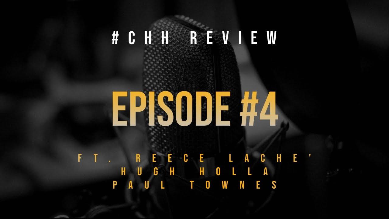 #CHHREVIEW EP 4 | CHRISTIAN RAP | FT. @reecelache' hugh_holla & Paul Townes