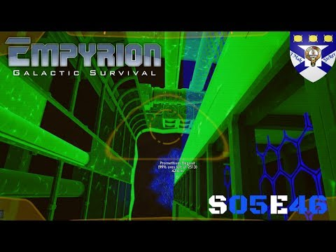 """Empyrion Galactic Survival (S05) -Ep 46 """"Juno Facility Build Stage 3"""" -Multiplayer """"Let's Play"""""""
