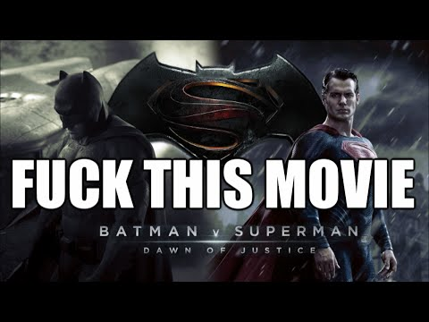 Zeon and Aggro Destroy Batman V Superman: Dawn of Justice