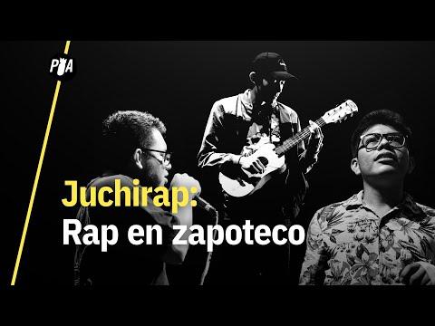 Así es rapear en zapoteco; conoce a Juchirap