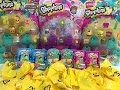 Shopkins Palooza Season 1 2 3 Unboxing Blind Bag Opening PSToyReviews mp3