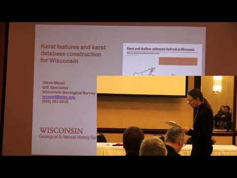 Karst Feature Database: Presentations