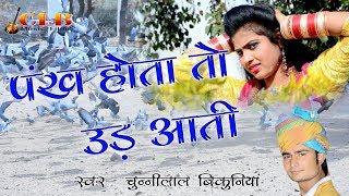 SUPERHIT DJ FAGAN SONG -Pankh Hota To Ud Aati   चुन्नीलाल बिकुनिया   फागण डांस सोंग   RDC Rajasthani