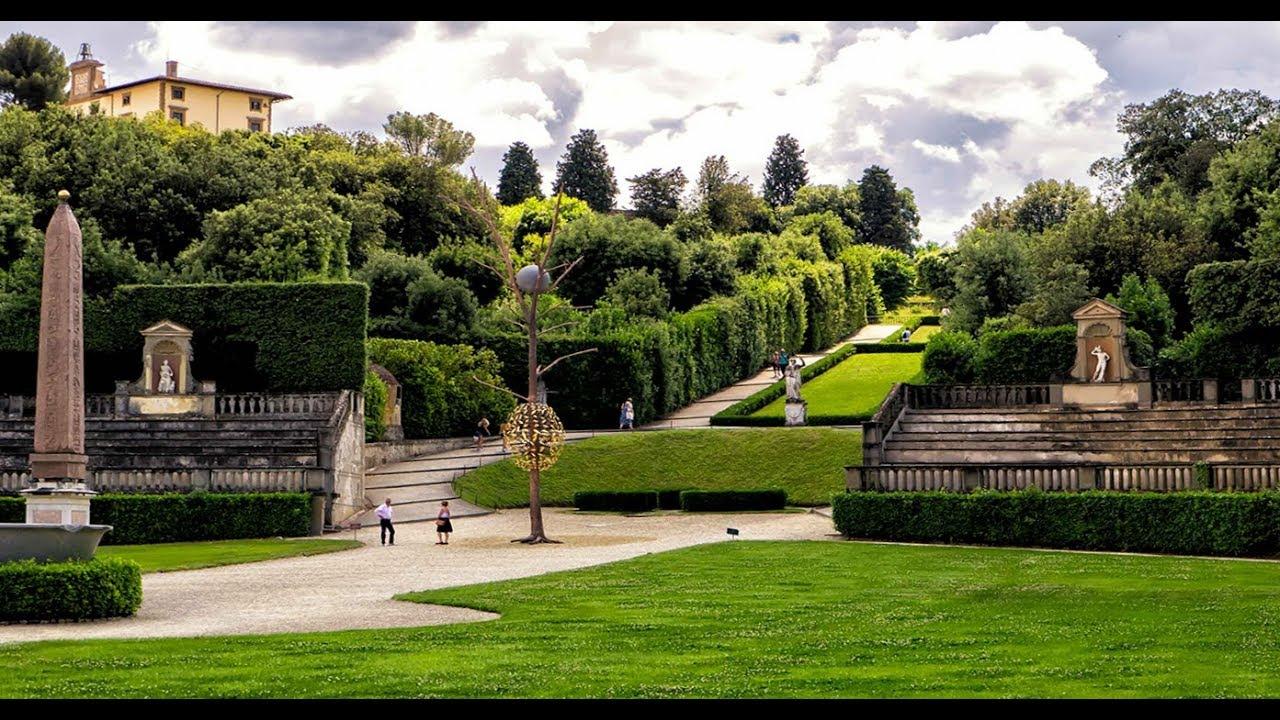 Il giardino di boboli firenze youtube - Giardino di boboli firenze ...