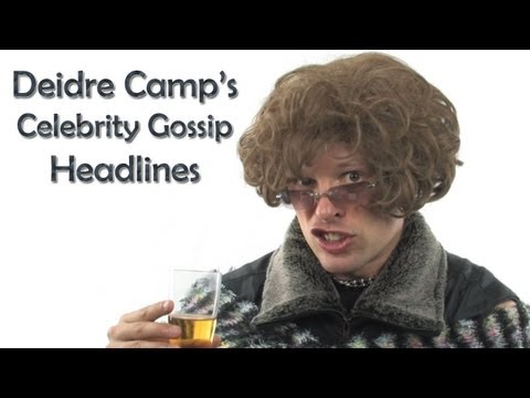 Deidre's Celebrity Gossip Headlines