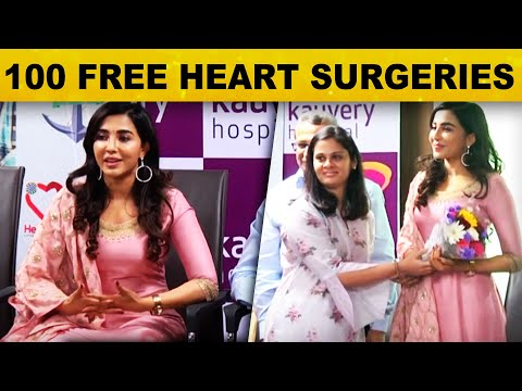 Kauvery Hospital to Complete 100 Free Heart Surgeries for Infants & kids by The End of 2021  Parvati