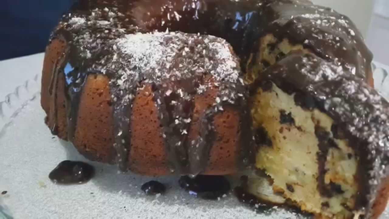 Üzümlü Çikolatalı Kek Tarifi