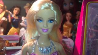 Barbie 2014 Fashionista Doll Review/ Deluxe Fashion Pack Makeover!
