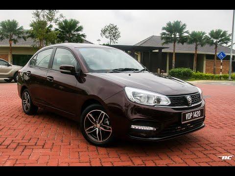 2019 Proton Saga Review - Small Car Big Value